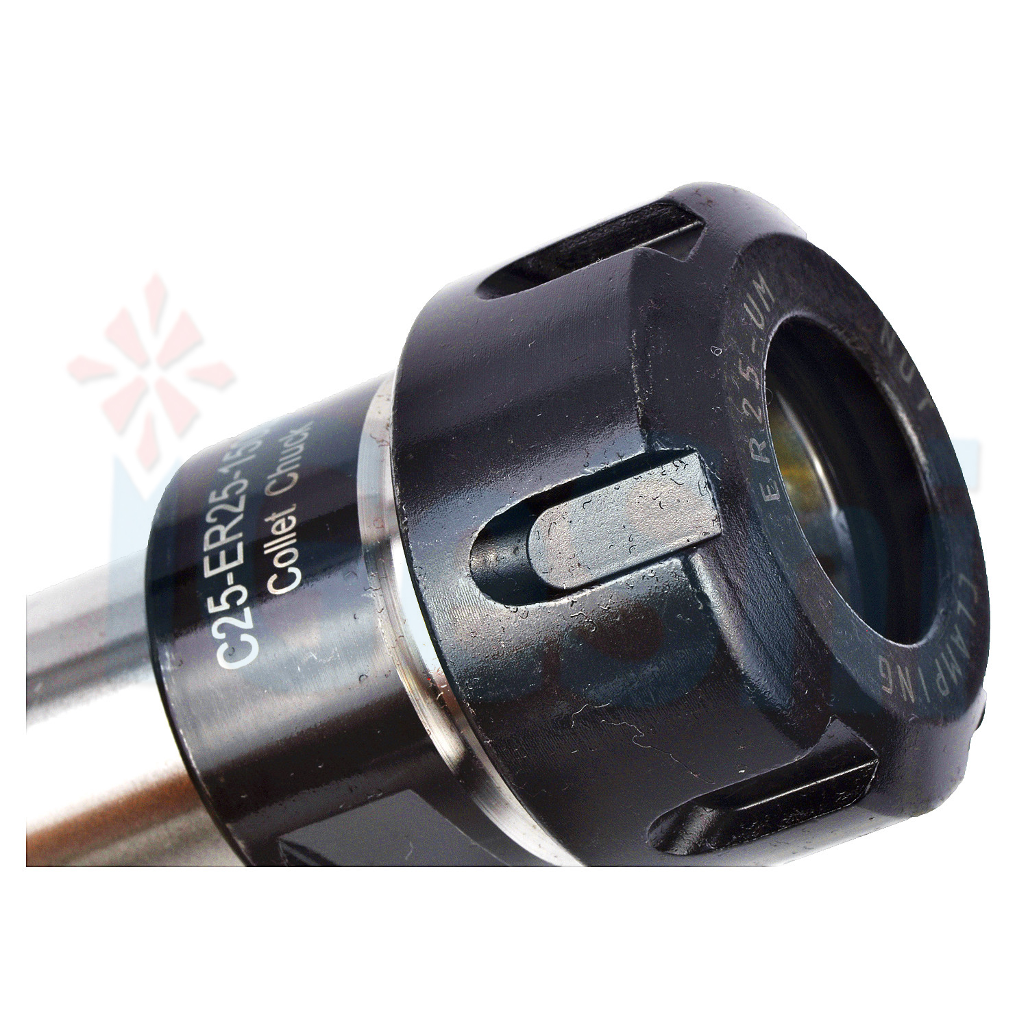 """ER25UM 3//4/"""" Collet Chuck Tool Holders With Straight Shank 2/"""""""