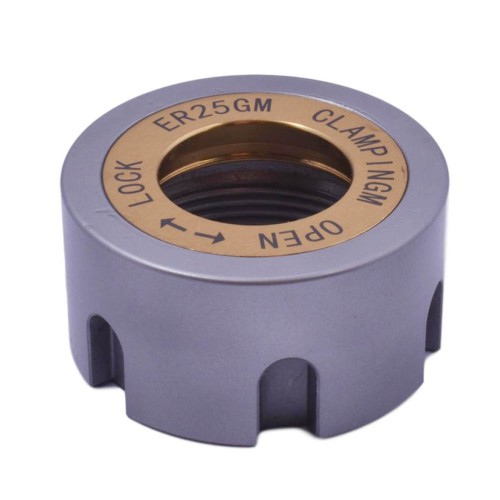ER25 ball bearing nut